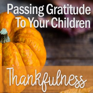 Thanksgiving Devotional