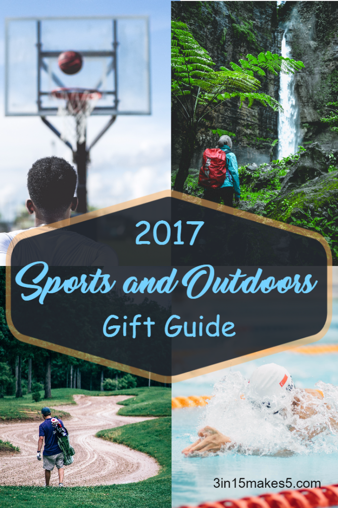 sports and outdoor gift guide