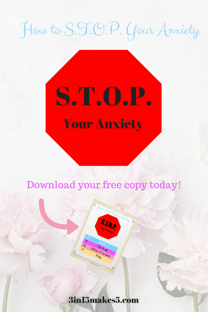 S.T.O.P. Your Anxiety