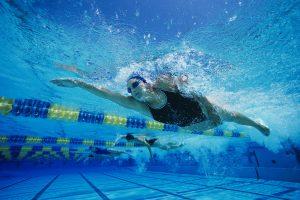 fibromyalgia flare-ups swimming