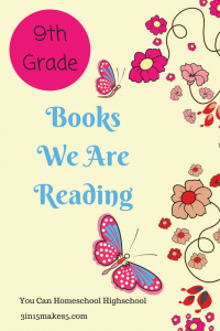 9th grade books we are reading