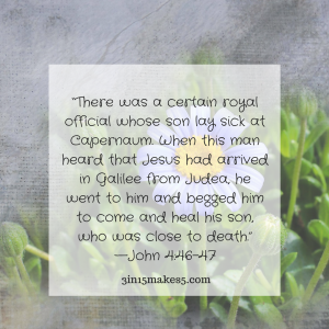 John 4:46-47
