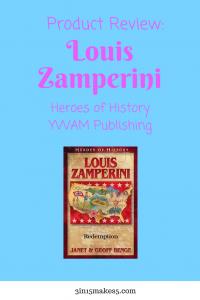 product review: Louis Zamperini - YWAM Publishing