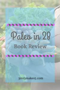 paleo in 28 book review