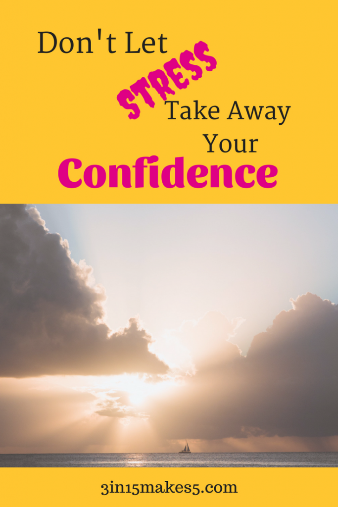 stress and confidence