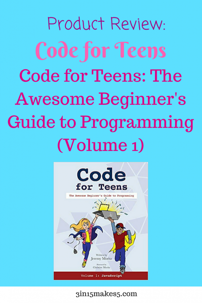 code for teens coding