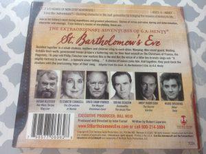 St. Bartholomew's Eve CD