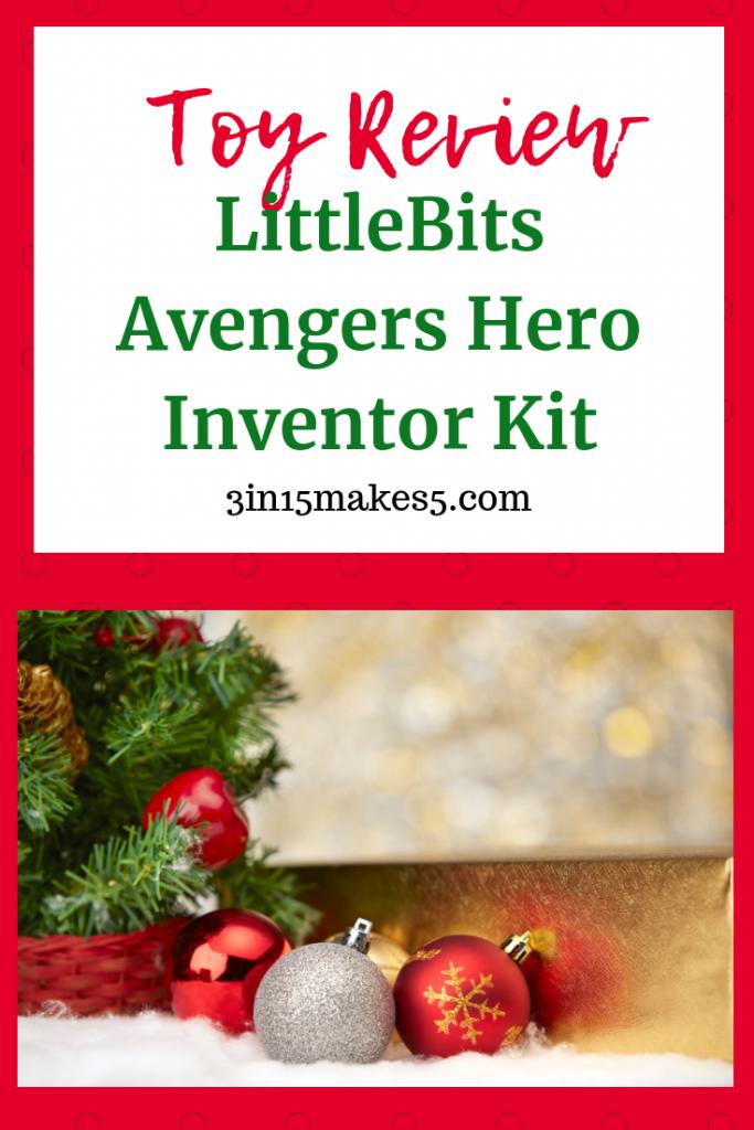 LittleBits Avengers Hero Review