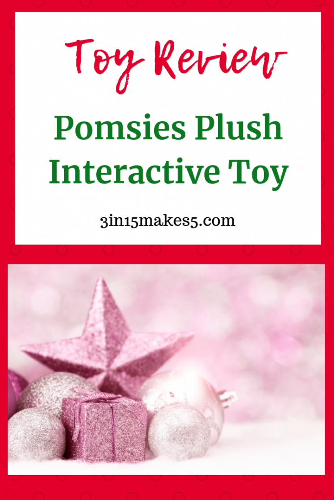 Pomsies Plush Review