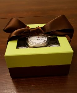 Soy Clever Candles gift set
